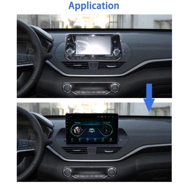 "9"" android 10, bilstereo Nissan Teana (2019---2020)"