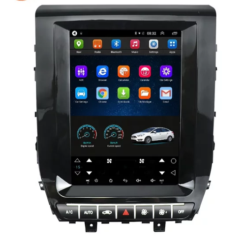 "9.7"" Android 10  bilstereo Toyota Land cruiser (2016--2018)"