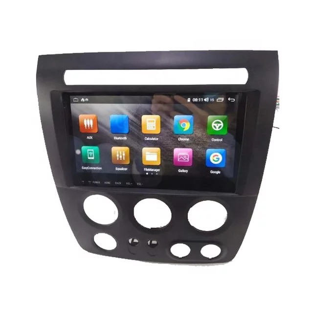 "9 ""android 10, bilstereo Hummer H3 (2005-2009)"