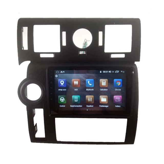 """9"""" android 10, bilstereo Hummer H2 ,2008"""