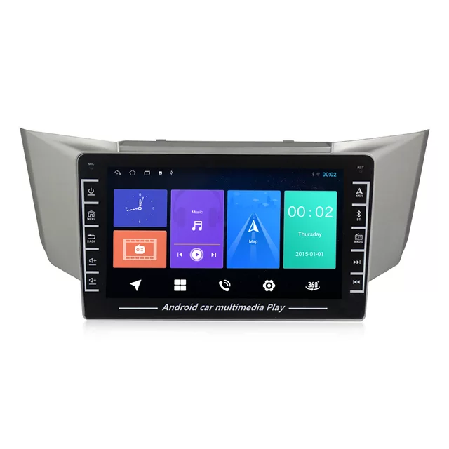"8"" android 10, bilstereo Lexus RX300,RX330,RX350,RX400H (2003--2009)"