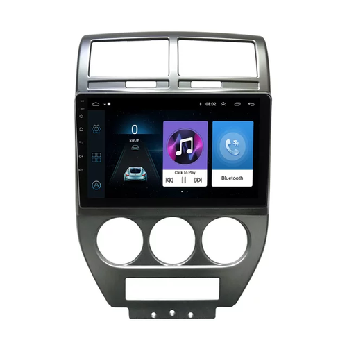 Android 10, bilstereo Jeep compass(2007--2009)