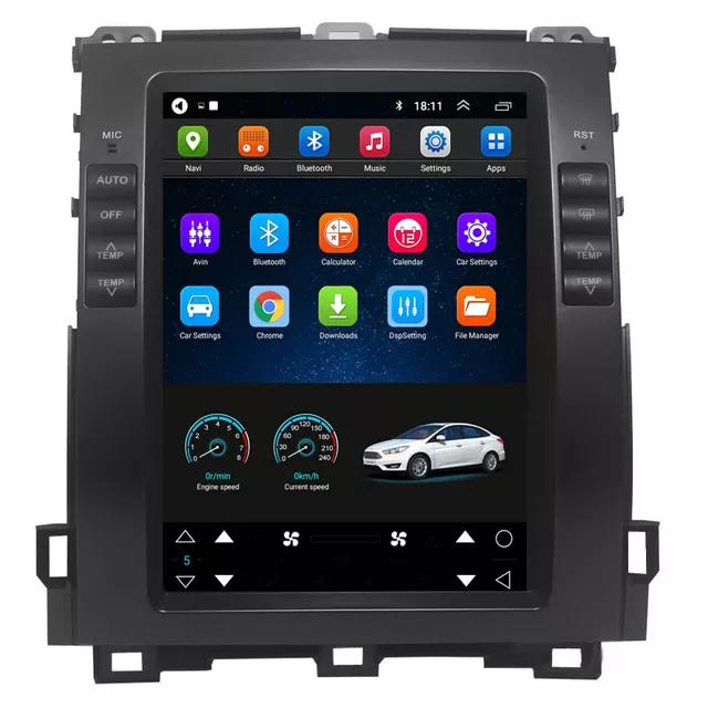 "10.4 "" Android 10,bilstereo Lexus Gx470 (2002-- 2009)"