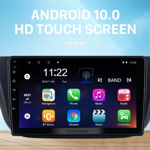 """9"""" android 10, bilstereo  Iveco  daily ( 2014--- 2021) wifi, gps,32GB"""