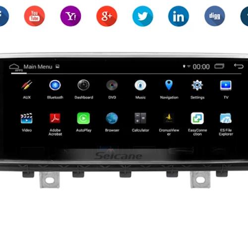 "10,25"" android 10 ,bilstereo  BMW X5,F15,X6(2014---2017),gps, wifi,32 GB"
