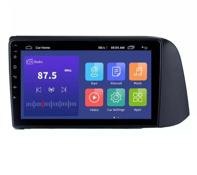 "9""android 10,bilstereo Hyundai i-10 ,  år 2019, gps,wifi, 32Gb"