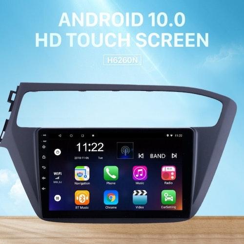 """9""""android 10,bilstereo Hyundai i20(2018---2019) wifi, gps, 32GB"""