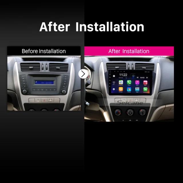 """9""""android  10,bilstereo Hyundai  i20 Auto  A/C (2012---2014) wifi, gps, 32GB"""