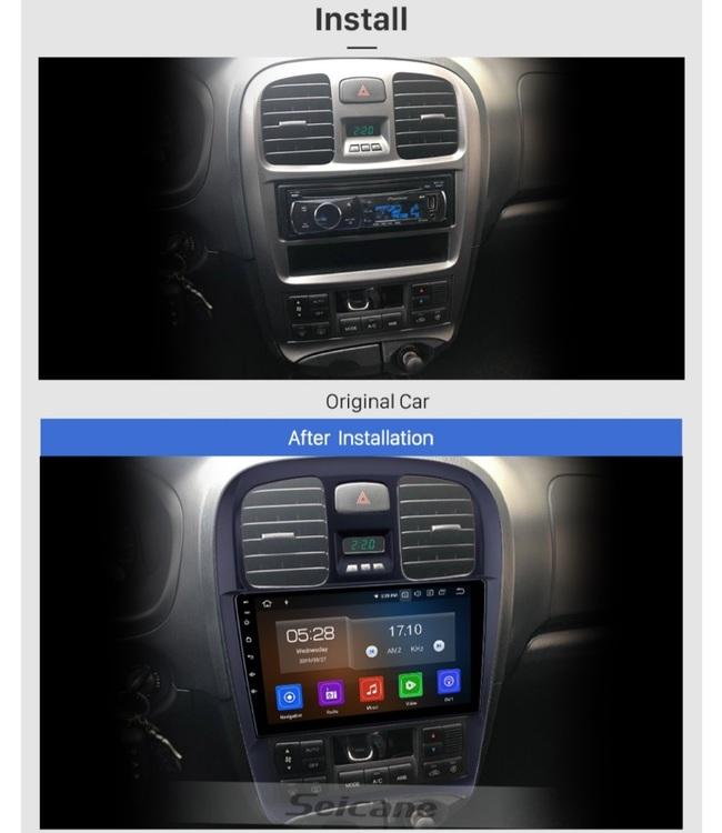 "9""android  10,bilstereo Hyundai sonata(2003--2009) ,gps, wifi, 32GB"
