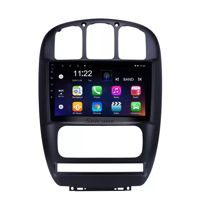 """9""""android 10,bilstereo  Chrysler  pacific (2006---2012) wifi,32GB, gps"""