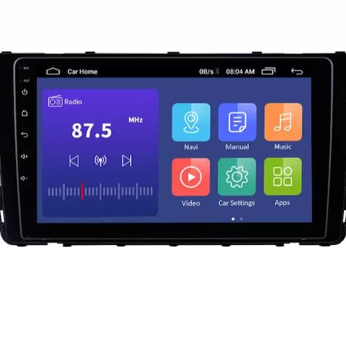 """9""""android 10,bilstereo VW passat variant år  2020, gps,wifi, 32GB"""