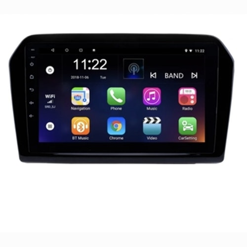 "9""android  10, bilstereo  vw jetta (2011--2015) gps, wifi 32GB"