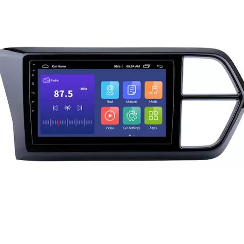 "9""android  10,bilstereo vw Jetta år 2019, gps, wifi, 32GB"