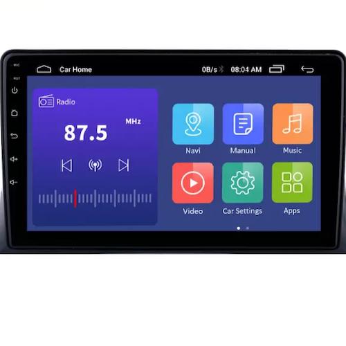 "9""android  10,bilstereo vw Multivan (2008---2015) ,gps,wifi, 32GB"