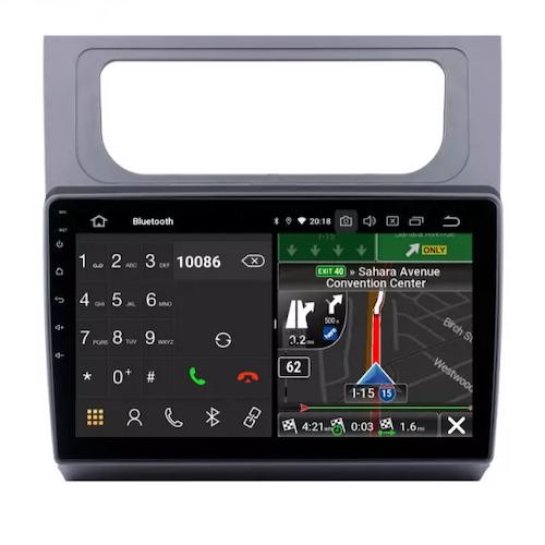 "10.1"" android 10,bilstereo vw Touran (2011---2015) gps, wifi, 32GB, blåtand"