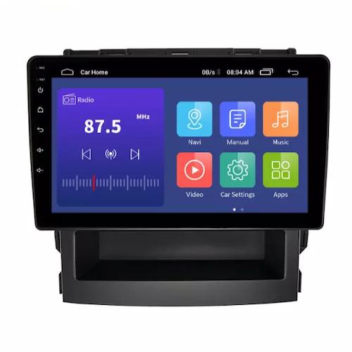 "9""android 10,bilstereo  Subaru  forester (2017---2020) gps, wifi  ,32GB, blåtand"