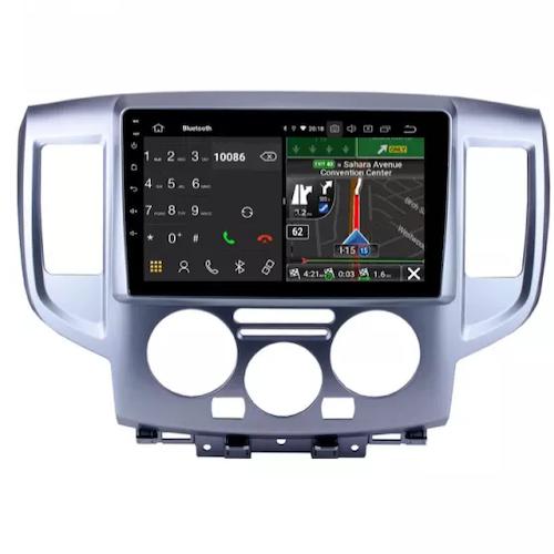 "9""android 10, bilstereo Nissan NV200 ( 2009---2016) GPS, wifi, 32GB, blåtand"