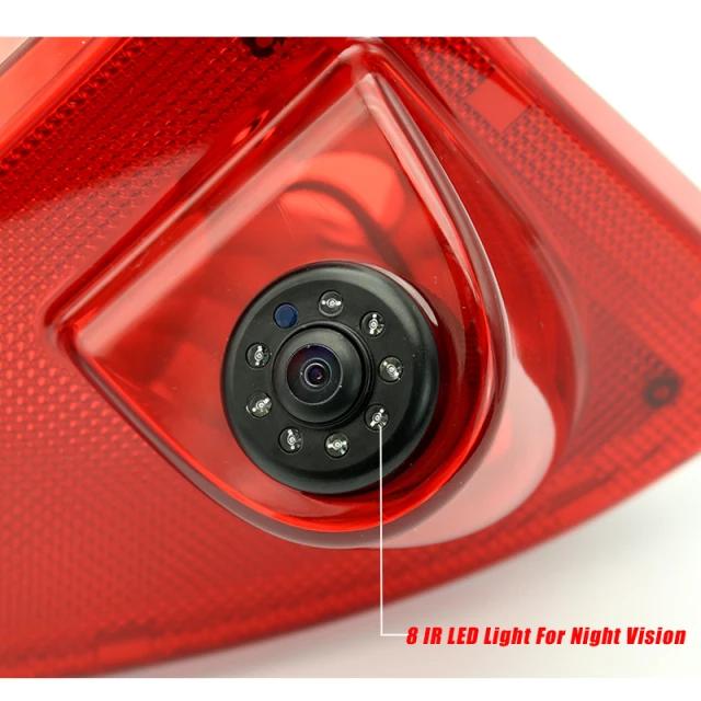 170 grader backkamera Nissan NV400