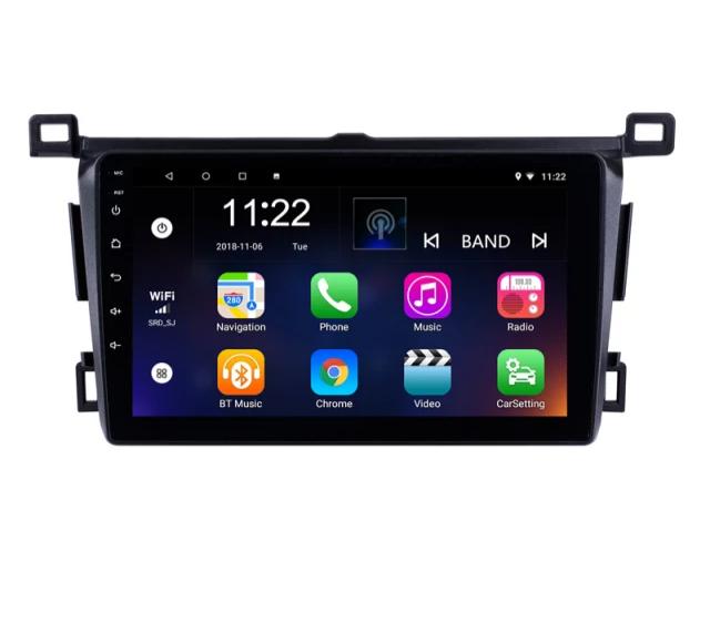 "10.1""  android  10, bilstereo  Toyota Rav4( 2013---2016) gps  ,wifi, 32GB"