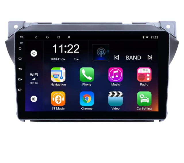 """10.1 """" android  10, bilstereo BMW X1,E84(2009---2015)gps,wifi,32GB"""