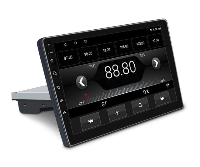 "7"" android 10,universal   bilstereo  ,gps, wifi, 16G, blåtand"