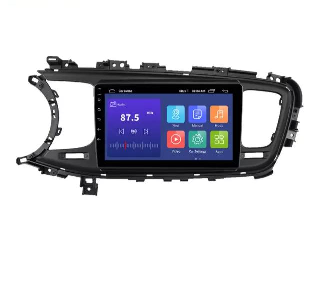 "9""android 10, Bilstereo Kia k5(2012--2015) gps, 32GB,blåtand, wifi,carplay"