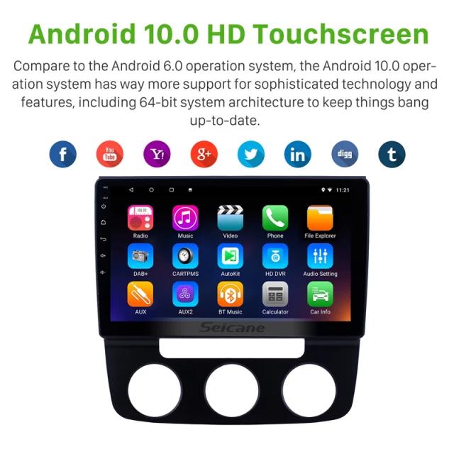 "9""android 10,bilstereo Renault Megane II(2004--2008) GPS,wifi  ,32GB  ,blåtand  carplay"