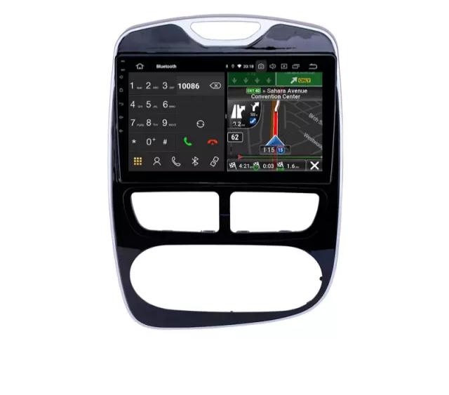 "10,1""  android 10,bilstereo  Renault Clio ( 2012---2016) GPS, wifi, 32GB, blåtand  ,carplay"
