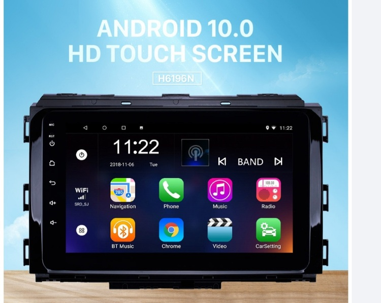 "8""android 10,bilstereo KIA CARNIVAL (2014--2019) GPS, wifi, 32GB, blåtand carplay"