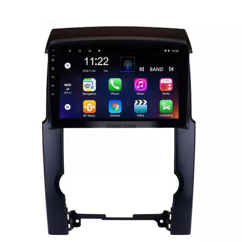 "10,1"" android10, bilstereo Kia  Sorento (2009---2012) GPS, wifi, 32GB  carplay, blåtand"
