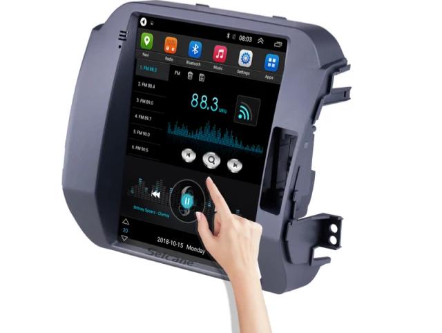 "9.7 "" android 10,bilstereo KIA SPORTAGE (2011----2017) GPS, 32GB, blåtand, wifi  ,carplay"