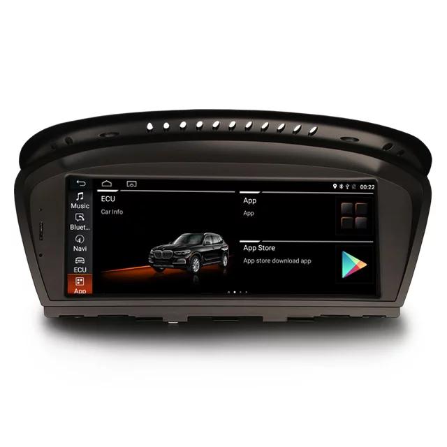 """8,8"""" android  10,bilstereo  BMW 3-SERIE, E90,E91,E92,E93,E60,E61,E62,E63 E64 (2005---2010)"""
