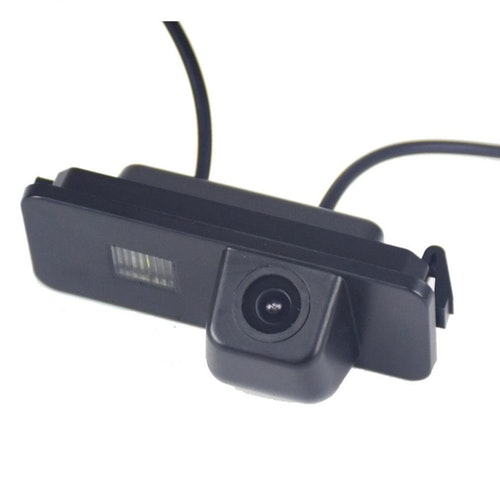 Mini vattentät backkamera Vw Golf 5, EOS,Passat cc