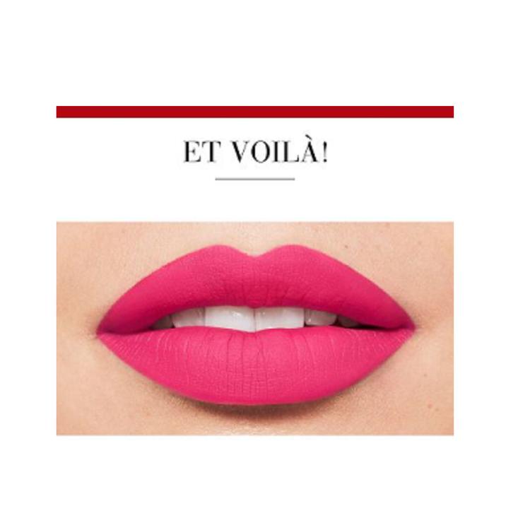 Bourjois Rouge Edition Velvet 24h Lipstick Belle Amourose 034