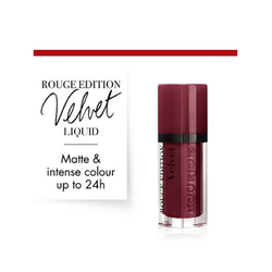 Bourjois Rouge Edition Velvet 24h Lipstick Ultra Violette 037