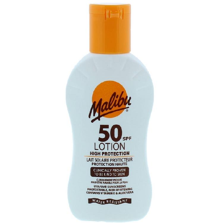 Malibu High Protection Lotion SPF 50 100ml