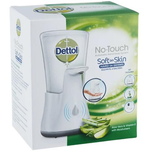 Dettol No Touch Start kit White 250 ml