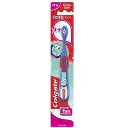 Colgate Smiles Baby Toothbrush 2-6 years