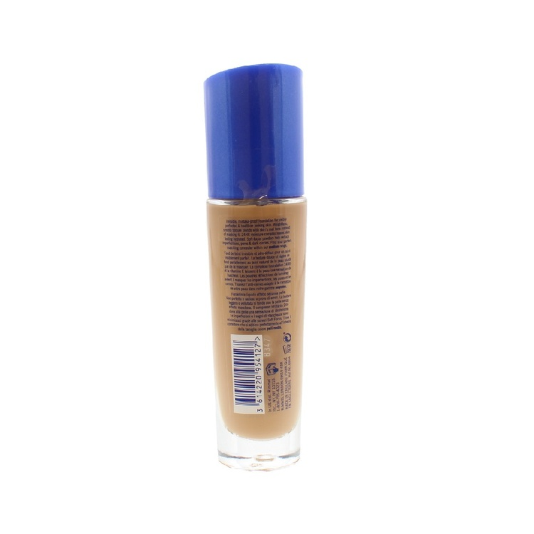 Rimmel Match Perfect Foundation SPF20 30ml Natural Beige #400