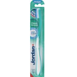 Jordan Deep Clean Between Medium Toothbrush