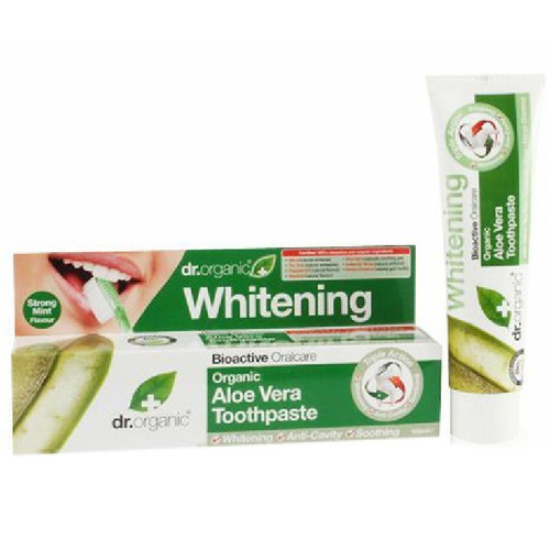 Dr. Organic Aloe Vera Toothpaste 100 ml