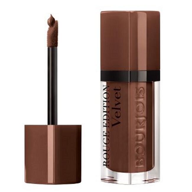 Bourjois Rouge Edition Velvet 24hr Matt Lipstick Chocolate Corset 0.23