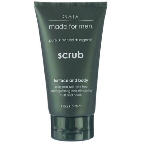 Gaia Made for Men Face & Body Scrub 150 ml