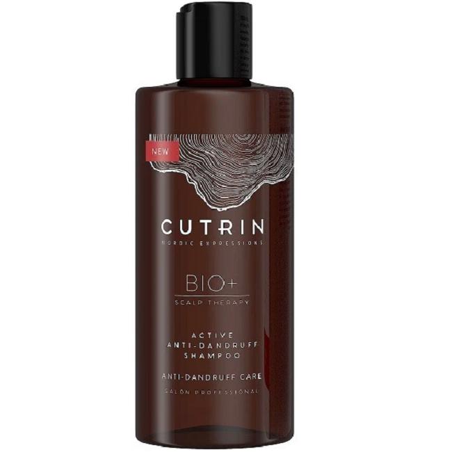 Cutrin BIO + Active Anti-Dandruff Shampoo 250 ml