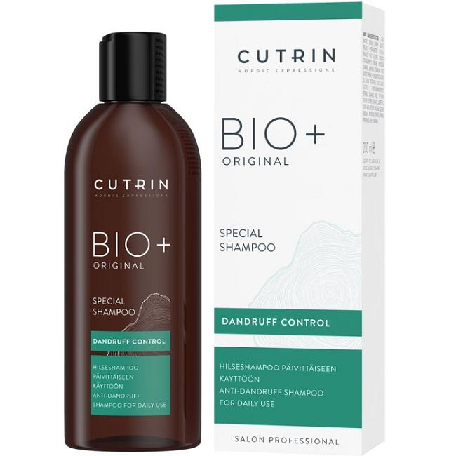 Cutrin BIO + Original Special Shampoo 200 ml