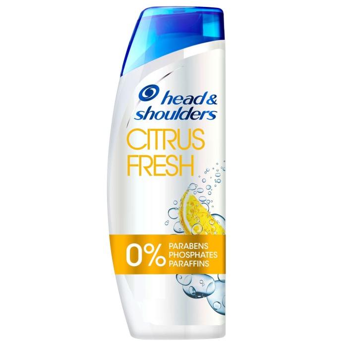 Head & Shoulders Shampoo Citrus Fresh 500 ml