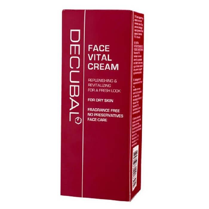 Decubal Face Vital Cream 50 ml