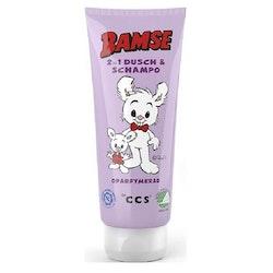 Bamse by CCS Shower & Shampoo 200 ml