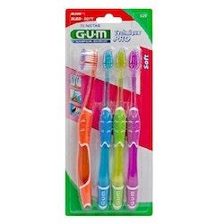 GUM Technique Pro Toothbrush 4 nos.