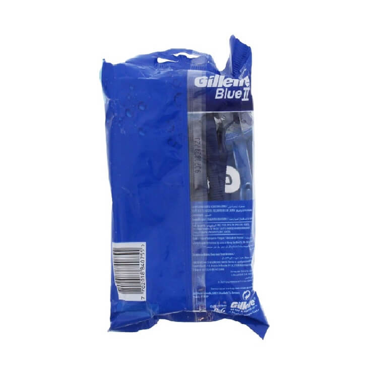 Gillette Blue II Disposable Razors 10's